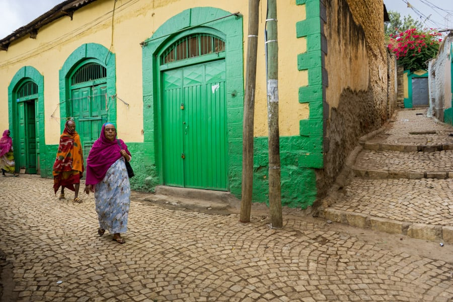 Harar in Ethiopia: Things to do in Africa's most colourful city